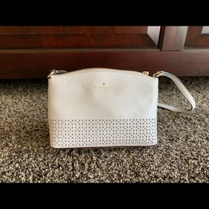 BRAND NEW kate spade off-white purse